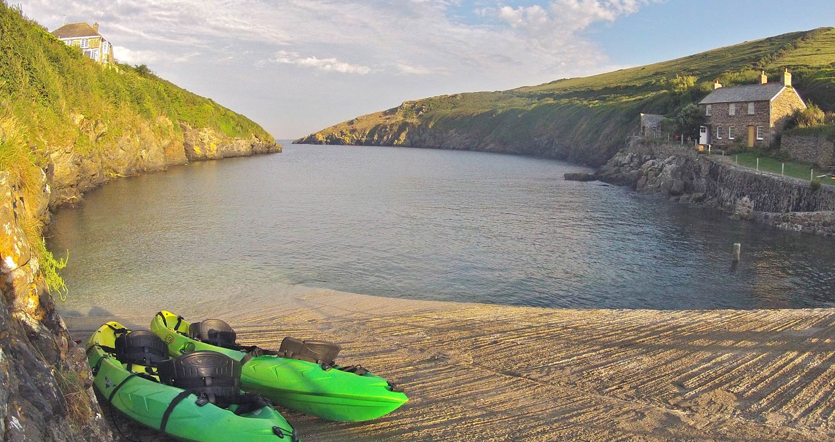 E.g. 'Kayak tours Cornwall'