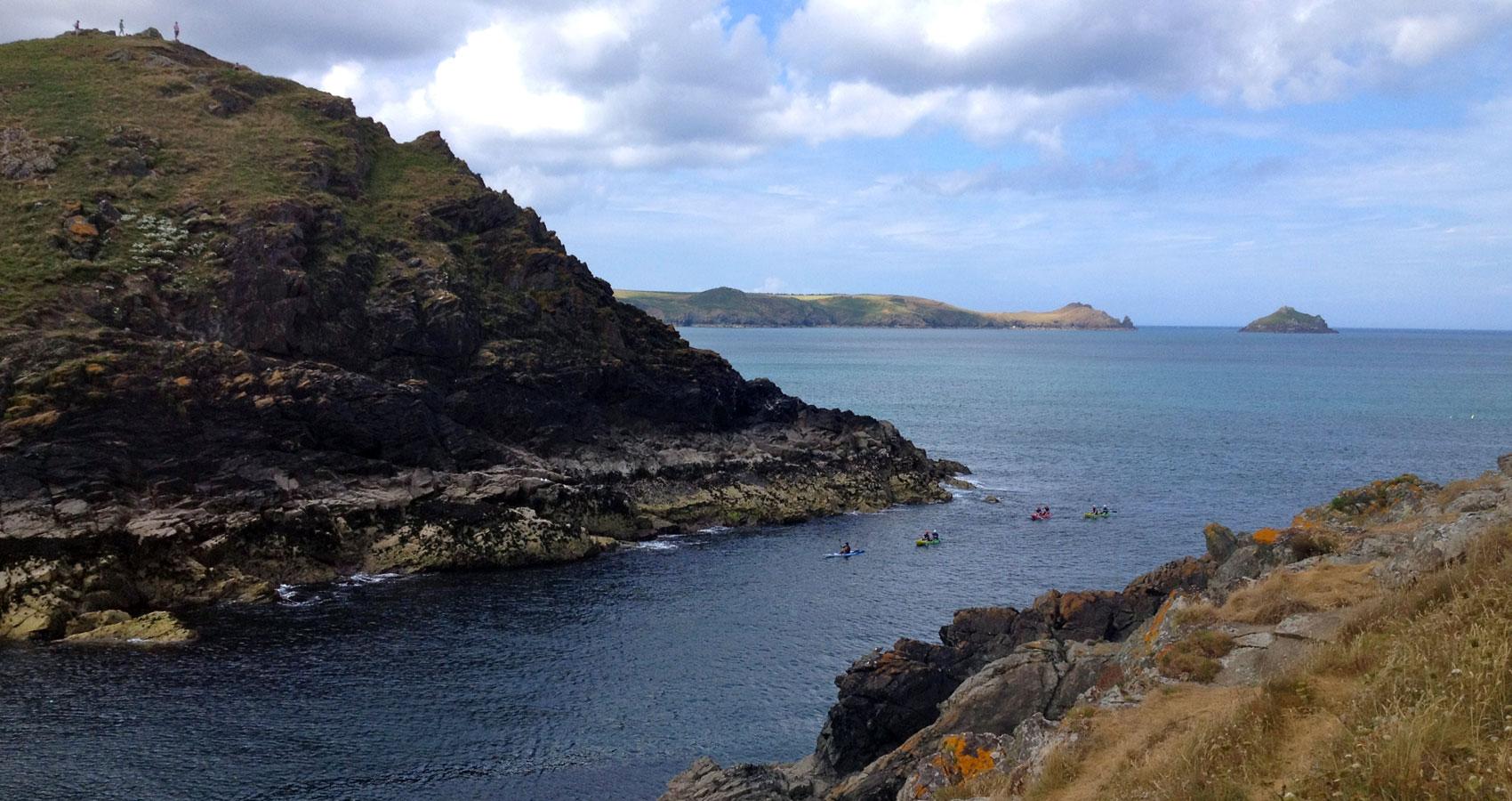 E.g. 'Kayak tours Cornwall'
